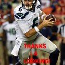 R.J. ARCHER 2015 SEATTLE SEAHAWKS FOOTBALL CARD