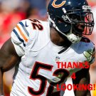 LAROY REYNOLDS 2015 CHICAGO BEARS FOOTBALL CARD