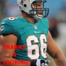 CHAS ALECXIH 2012 MIAMI DOLPHINS FOOTBALL CARD