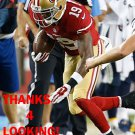 DiANDRE CAMPBELL 2015 SAN FRANCISCO 49ERS FOOTBALL CARD