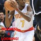 JUSTIN HOLIDAY 2015-16 ATLANTA HAWKS BASKETBALL CARD