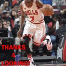 JUSTIN HOLIDAY 2015-16 CHICAGO BULLS BASKETBALL CARD