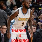 JAKARR SAMPSON 2015-16 DENVER NUGGETS BASKETBALL CARD