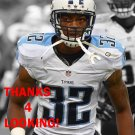 WILL BROWN 2015 TENNESSEE TITANS FOOTBALL CARD