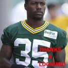 BERNARD BLAKE 2015 GREEN BAY PACKERS FOOTBALL CARD