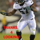 EVERETTE BROWN 2013 PHILADELPHIA EAGLES FOOTBALL CARD