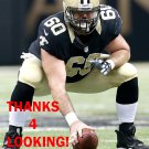 MAX UNGER 2015 NEW ORLEANS SAINTS FOOTBALL CARD