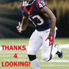 COREY MOORE 2015 HOUSTON TEXANS FOOTBALL CARD
