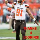 MIKE REILLY 2015 CLEVELAND BROWNS FOOTBALL CARD