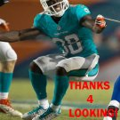 STEVEN CLARKE 2014 MIAMI DOLPHINS FOOTBALL CARD