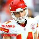 ADAM DRAKE 2015 KANSAS CITY CHIEFS FOOTBALL CARD