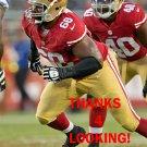 PATRICK MILLER 2015 SAN FRANCISCO 49ERS FOOTBALL CARD