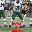DAKOTA DOZIER 2014 NEW YORK JETS FOOTBALL CARD