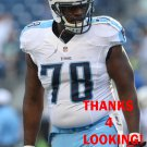 LEGER DOUZABLE 2012 TENNESSEE TITANS FOOTBALL CARD