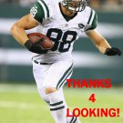 KONRAD REULAND 2013 NEW YORK JETS FOOTBALL CARD