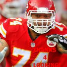 PAUL FANAIKA 2015 KANSAS CITY CHIEFS FOOTBALL CARD