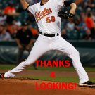 MIKE WRIGHT 2016 BALTIMORE ORIOLES BASEBALL CARD