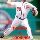 AARON BARRETT 2016 WASHINGTON NATIONALS BASEBALL CARD