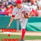 MATT BELISLE 2016 WASHINGTON NATIONALS BASEBALL CARD