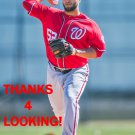 YUSMEIRO PETIT 2016 WASHINGTON NATIONALS BASEBALL CARD