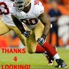 DARNELL DOCKETT 2015 SAN FRANCISCO 49ERS FOOTBALL CARD