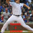 ZAC ROSSCUP 2016 CHICAGO CUBS BASEBALL CARD