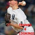 KIRBY YATES 2016 NEW YORK YANKEES BASEBALL CARD