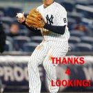 RONALD TORREYES 2016 NEW YORK YANKEES BASEBALL CARD