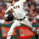 JOSH OSICH 2016 SAN FRANCISCO GIANTS  BASEBALL CARD