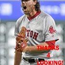 HEATH HEMBREE 2016 BOSTON RED SOX BASEBALL CARD