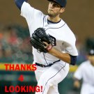 DREW VERHAGEN 2016 DETROIT TIGERS BASEBALL CARD