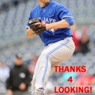 BO SCHULTZ 2016 TORONTO BLUE JAYS BASEBALL CARD
