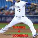 DUSTIN ANTOLIN 2016 TORONTO BLUE JAYS BASEBALL CARD