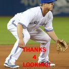 MATT DOMINGUEZ 2016 TORONTO BLUE JAYS BASEBALL CARD