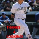 GERARDO PARRA 2016 COLORADO ROCKIES BASEBALL CARD