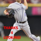 JASON GURKA 2016 COLORADO ROCKIES BASEBALL CARD