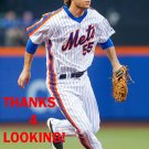 TY KELLY 2016 NEW YORK METS BASEBALL CARD