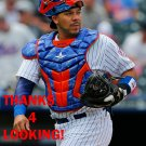 RENE RIVERA 2016 NEW YORK METS BASEBALL CARD