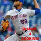 DARIO ALVAREZ 2016 NEW YORK METS BASEBALL CARD