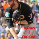 CURTIS PARTCH 2016 PITTSBURGH PIRATES BASEBALL CARD