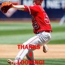 TIM LINCECUM 2016 LOS ANGELES ANGELS  BASEBALL CARD