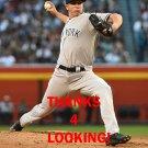 CHAD GREEN 2016 NEW YORK YANKEES BASEBALL CARD
