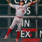 JEFRY MARTE 2016 LOS ANGELES ANGELS  BASEBALL CARD