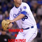 ALEC MILLS 2016 KANSAS CITY ROYALS BASEBALL CARD