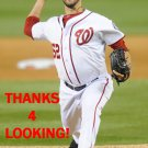 RAFAEL MARTIN 2016 WASHINGTON NATIONALS BASEBALL CARD