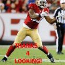 XAVIER GRIMBLE 2015 SAN FRANCISCO 49ERS FOOTBALL CARD
