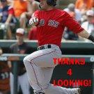 MIKE MILLER 2016 BOSTON RED SOX BASEBALL CARD