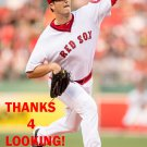 DREW POMERANZ 2016 BOSTON RED SOX BASEBALL CARD