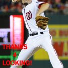 KODA GLOVER 2016 WASHINGTON NATIONALS BASEBALL CARD