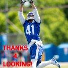 STERLING MOORE 2016 BUFFALO BILLS FOOTBALL CARD